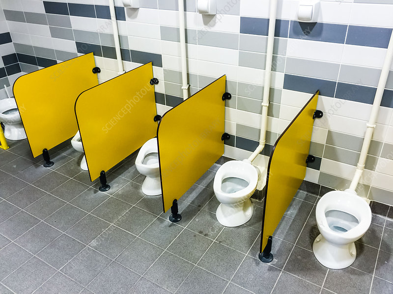 Toilets in elementary school