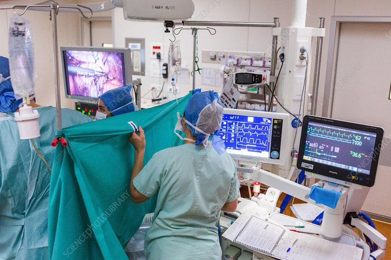 Gynaecology surgery