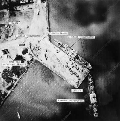 Cuban Missile Crisis site being dismantled, 1962