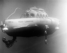 Perry (PC-3B) Cubmarine, 1966