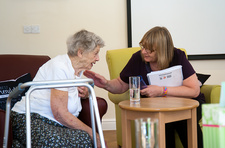 Care home lifestyle planning