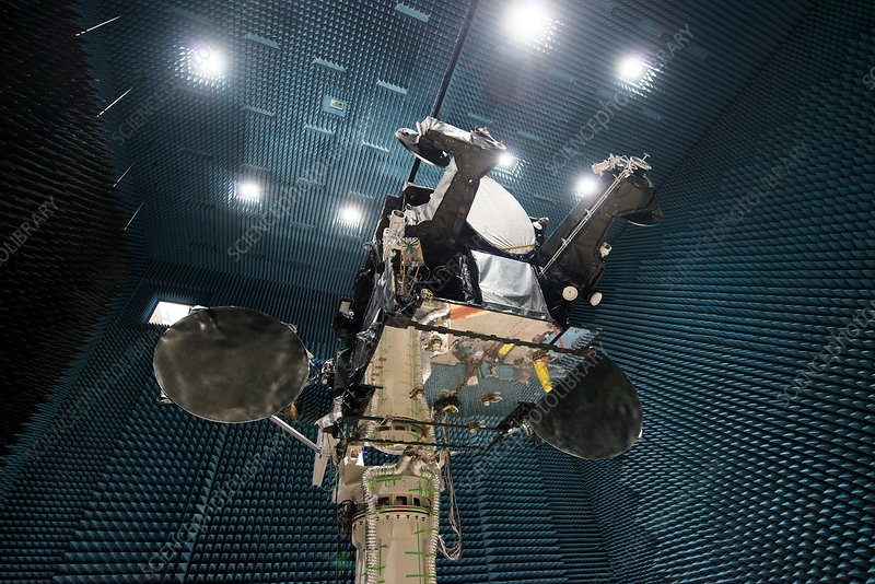 Hispasat 36W-1 telecommunications satellite