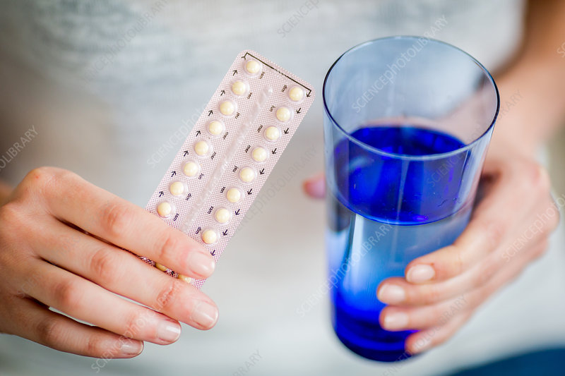 Oral contraception pills