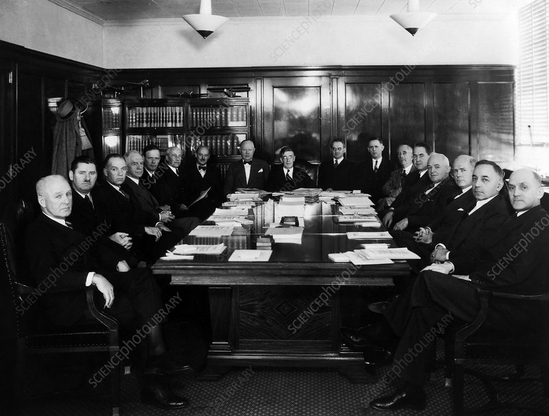 NACA Annual Committee meeting, 1939