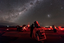Astrotourism and the Milky Way