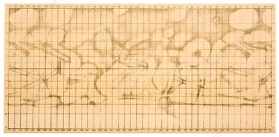 Schiaparelli's map of Mars 1882