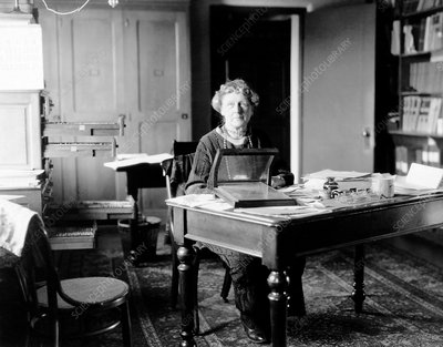 Annie Jump Cannon, US astronomer