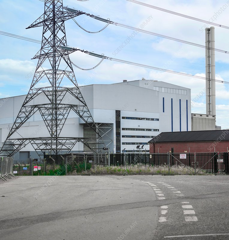 Ferrybridge multifuel power station