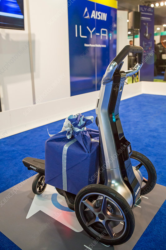 Personal mobility vehicle