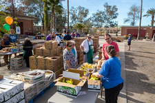 Food bank, USA