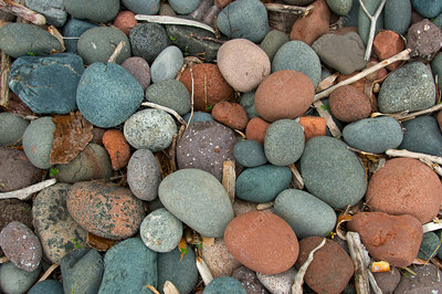 Rocks from Lake Superior