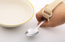 Hand Holding Eating Assist Device, Spoon