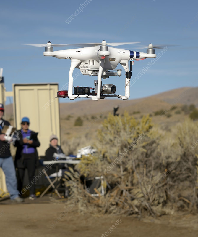 Multi-rotor Unmanned Aircraft