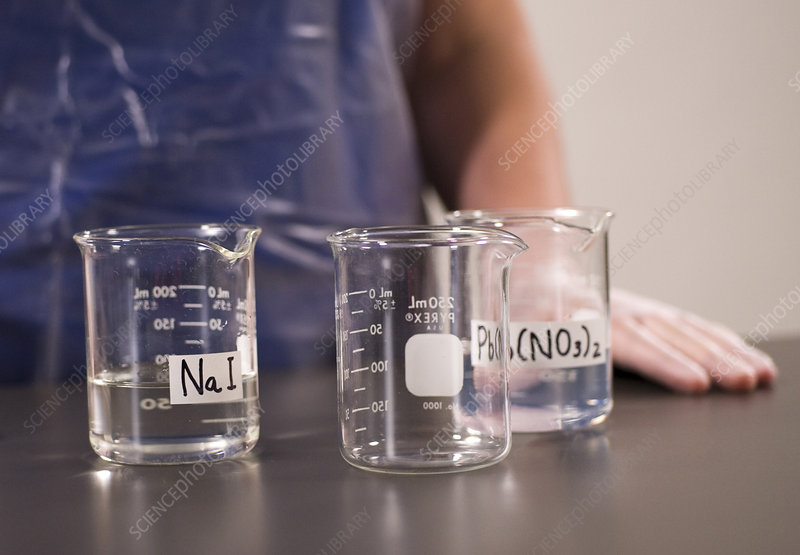 Combining Nitrate and Sodium Iodide