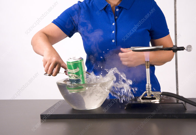 Demonstrating Effects of Condensation