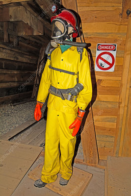 Miners Safety Personal Protection Ensemble