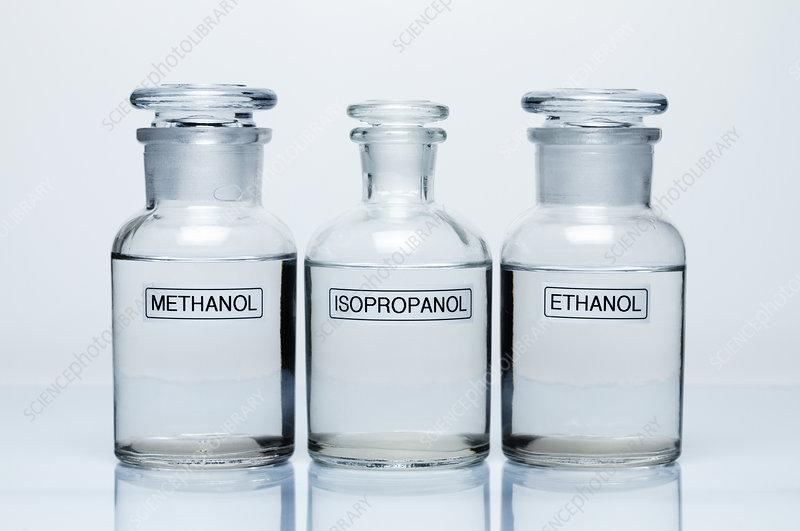 Simple alcohols