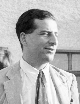 Bruno Pontecorvo, Italian physicist