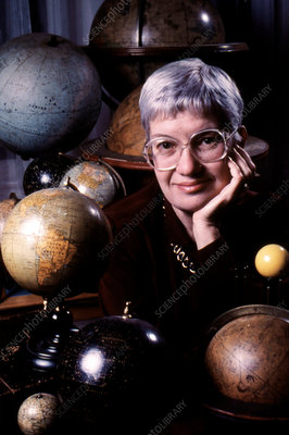 Vera Rubin, US astronomer and astrophysicist
