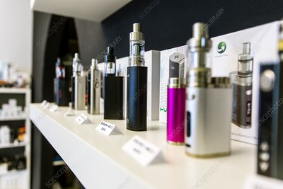 E-cigarette dispensers