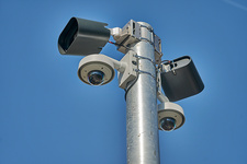 Road traffic and ANPR cameras