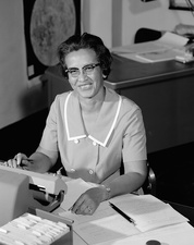 Katherine Johnson, NASA mathematician
