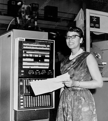 Melba Roy, NASA mathematician