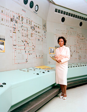 Annie Easley, NASA mathematician