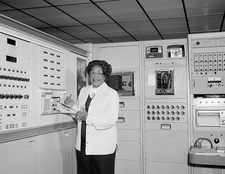 Mary Jackson, NASA mathematician