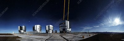 VLT Laser Guide Star Facility, Paranal Observatory, Chile