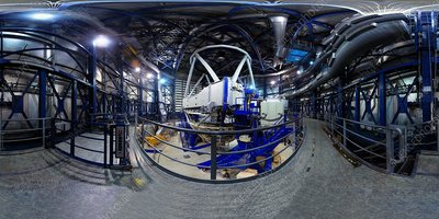 Very Large Telescope, Paranal Observatory, Chile
