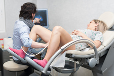 Gynaecology consultation