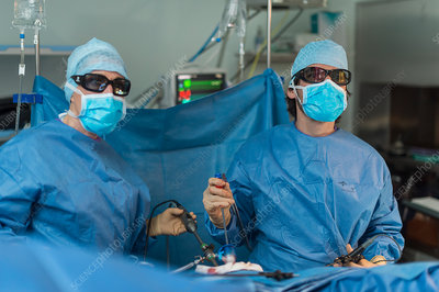 Gynaecological surgery