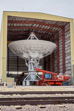 Very Large Array antenna, USA