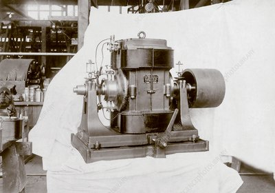 Westinghouse constant current dynamo