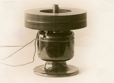 Tesla bladeless turbine, 1910s