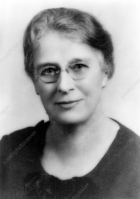 Agnes Mary Claypole Moody, US zoologist