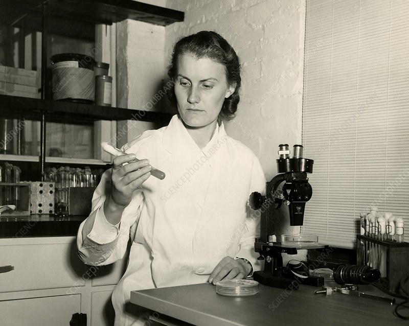 Alma Whiffen Barksdale, US mycologist
