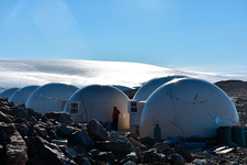 Whichaway Camp, Antarctica