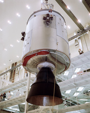 Apollo 1 Command Service Module