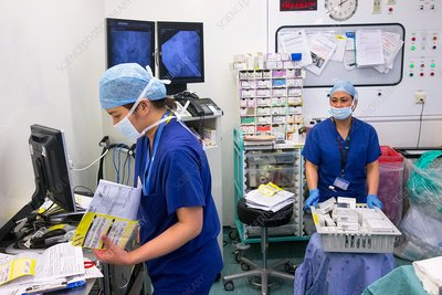 Hip replacement surgery planning