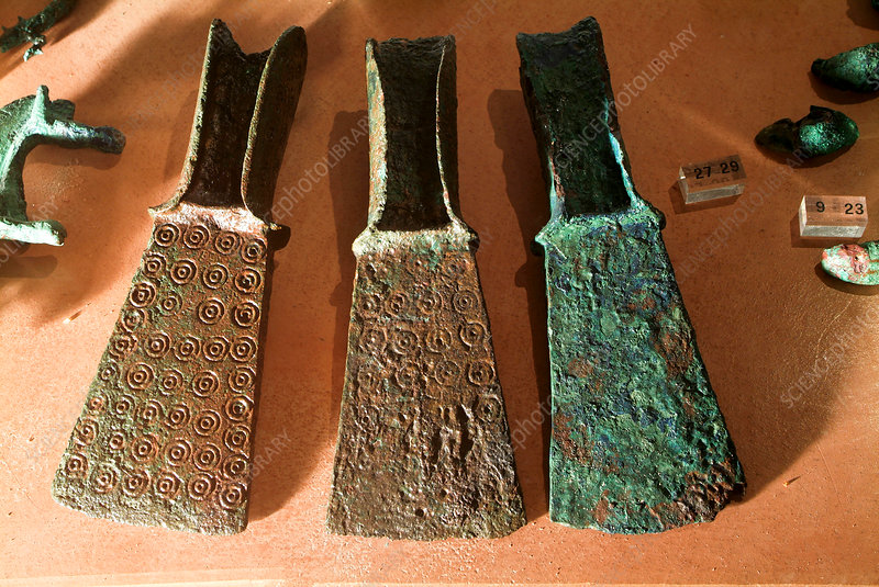 Weapons of an Iron Age ruler