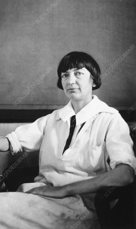 Ethel Ronzoni Bishop, US biochemist