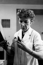 Mary Alice McWhinnie, US biologist