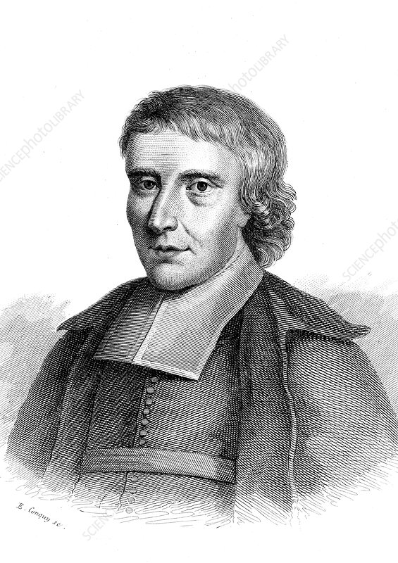 Jean Baptiste De La Salle, French priest