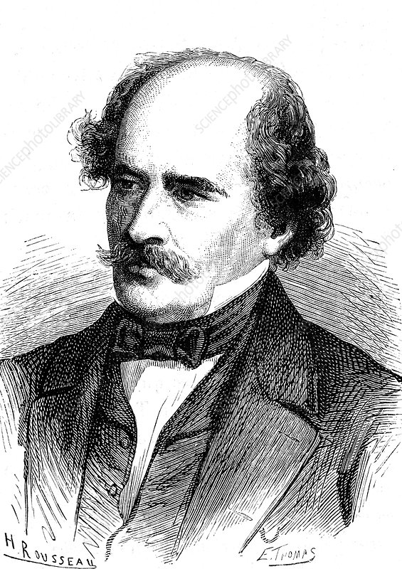 Matthew Fontaine Maury, US oceanographer