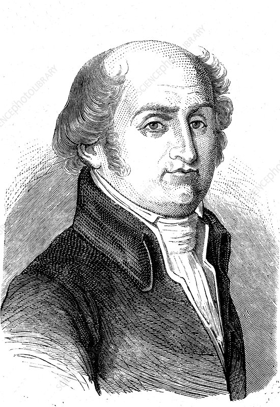 Gilbert Romme, French politician and mathematician