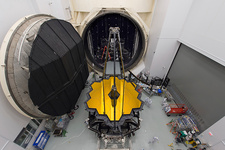 James Webb Space Telescope testing
