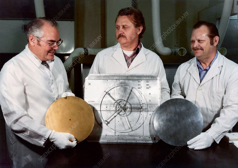 Voyager Golden Record production