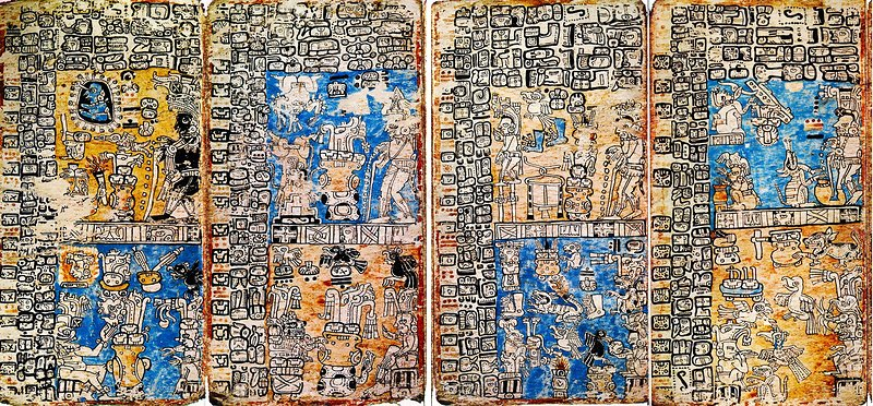 The Madrid Codex